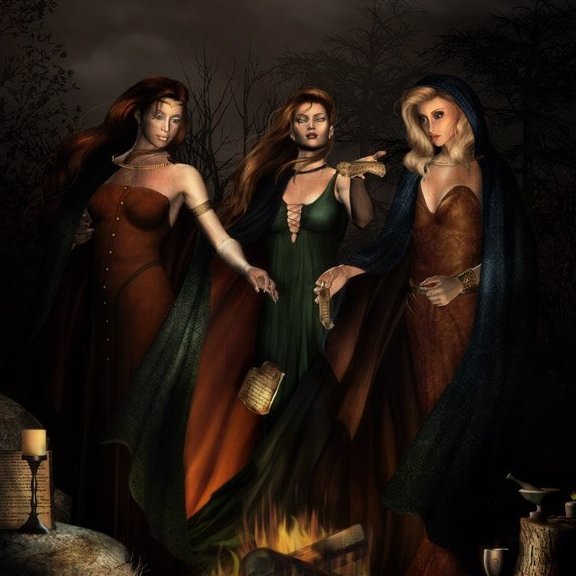 Музыка ведьмы