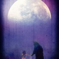 a walk in strange moonlight