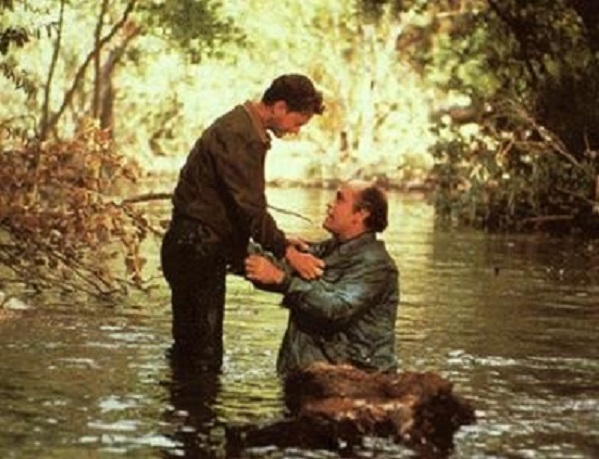 the friendship between lennie and george in the story of mice and men