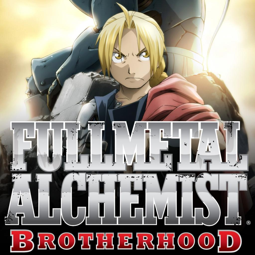 8tracks radio   Fullmetal Alchemist: Brotherhood (10 songs ...
