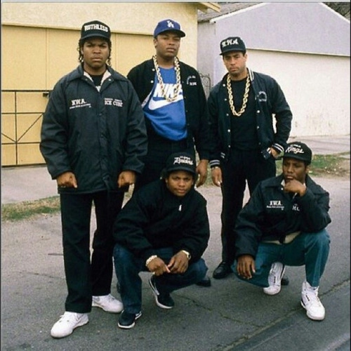 Straight Outta Compton - N.W.A Mix (17